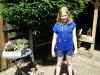 korte broek is klaar voor de zomer